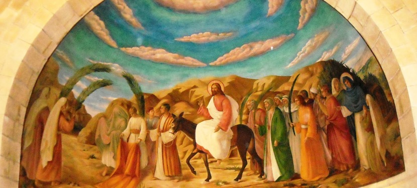 A Prayer for Palm Sunday