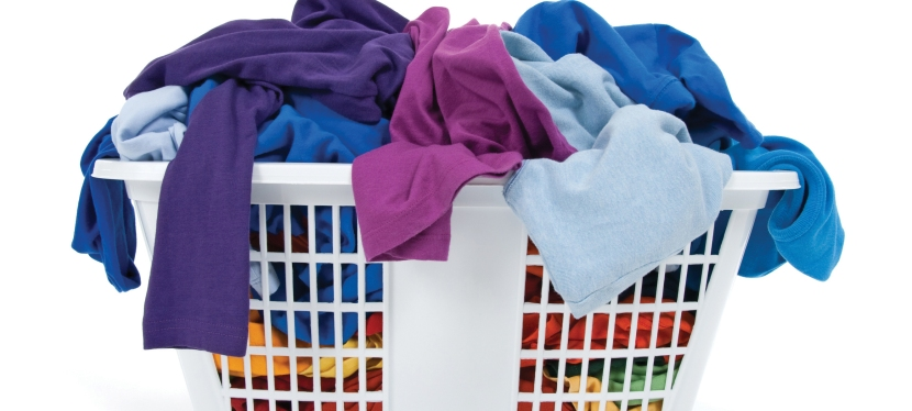Laundry as a spiritual practice